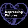 Depressing Pictures Logo