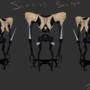 Sachiel Sculpt (Rear)