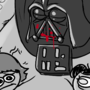 Vader and his family