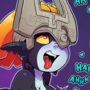 April Collage Preview: Midna