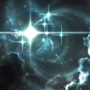 Glaring nebula