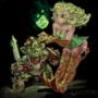 Elf and Goblin