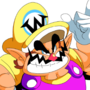 Model Sheet - Wario Land Cast