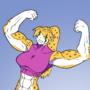[FANART] Flexing Cheetah