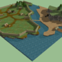 Early Medieval Town by samulis