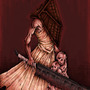 Pyramid Head by Fifty-50