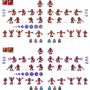P-bot NES Megaman Style