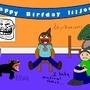Liljoey's B-Day