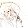 Umbrella Man by sweetyluli