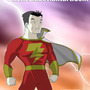 Captain Marvel by ART-TRON