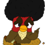 Randy the rooster by Y2k4ever