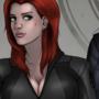 Marvel Commission: Avengers' Fury