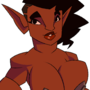 Busty Elf Girl
