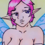 Fairy nudity