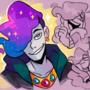 surprise sketch page commission