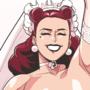 October Pin Up - Layla's Wedding (FULL) (NSFW)