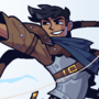 COMMISSION: Warrior Boy