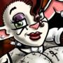 Jenny Fur - Big Tiddy Goth GF, No Skirt Version
