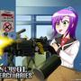 School of Mercenary by AlphaLyrae