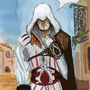 Ezio melting by Van-pl