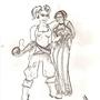 Kimi and San