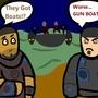 Gears Of War: B-Movie Script by BatdanTheDarkKnight