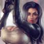 Miranda Lawson Mass Effect babe