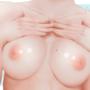 Small, soft, cute boobs (less pale version)
