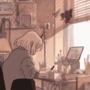 """Heikala's """"Artist"""" Animated Loop"""