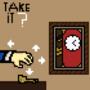 take the key?