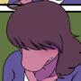 Susie desk grinding