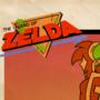 Legend of Zelda Postcard