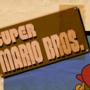 Super Mario Bros Postcard