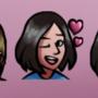Tristen & Amber Emotes