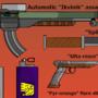 Emergerium war : Neredian Infantry equipment