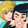 Dandy and Adelie