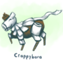 Crappybara (TFW toilet paper challenge)