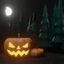 Halloween Blender Scene