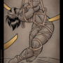 Shibari panel 5