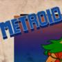 Metroid Post Card