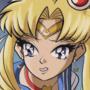 Sailor Moon redraw VHS filter