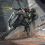 Manhandle [commission]