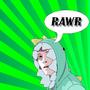 RAWR by feddecheese