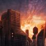 Cityscape 2 by Kamikaye
