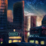 Cityscape 3 by Kamikaye