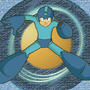 Megaman by treefrogproductions