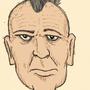 Mohawk Man by SFMF
