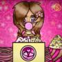 Hot Chocolate as an anime girl