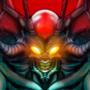 Devilman painting - 1