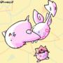 Daily pokemon : Togepi Line